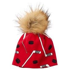 Hockey Hat 0-12 Months