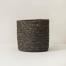 Design Ideas Melia Medium Basket Black