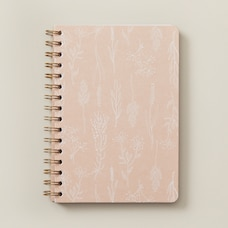 GOOD EARTH A5 JOURNAL BLUSH