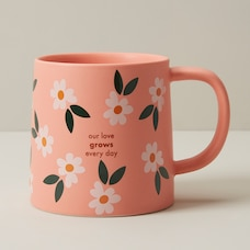 OUR LOVE GROWS EVERY DAY MUG
