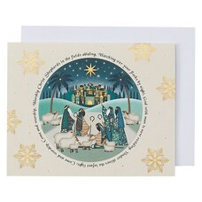 Holiday Boxed Cards Wisemen in Bethlehem
