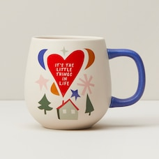 IT'S THE LITTLE THINGS IN LIFE MUG