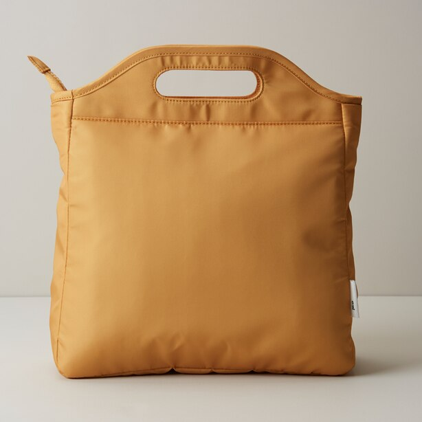 OUI LUNCH TOTE SUNFLOWER