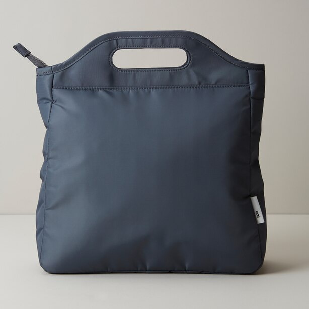 OUI LUNCH TOTE STORM GREY