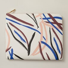 Love And Lore On-The-Go Pouch Swish Print