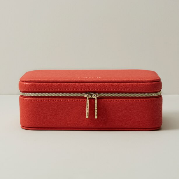 LOVE AND LORE Jewellery CASE RED FIRE