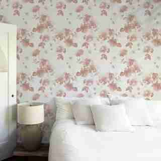 URBAN WALLS WALLPAPER MARIGOLD BLUSH