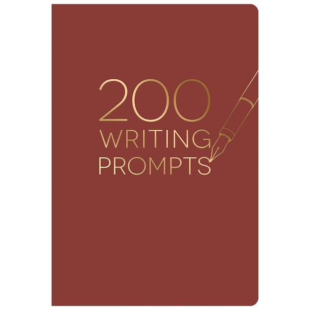 200 Writing Prompts Mini Guided Journal