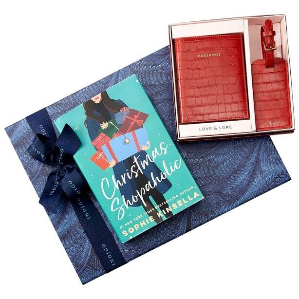 INDIGO GIFT BOX: SHOPAHOLIC CHRISTMAS
