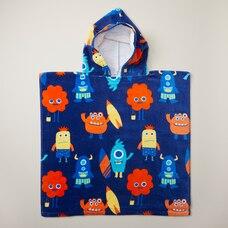 IndigoKids Poncho Towel - Monster