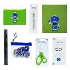 Back To School Essentials Kit - Robots