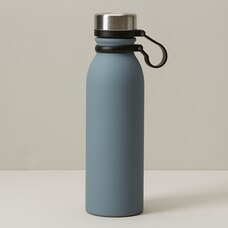 Insulated Water Bottle, Blue stone