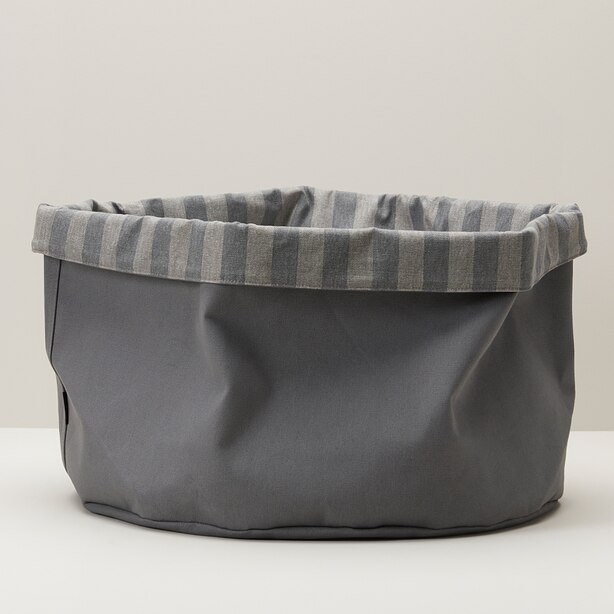 OUI REVERSIBLE STORAGE DRUM STORM GREY