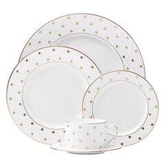 Kate Spade New York® Larabee Road Gold 5-Piece Place Setting