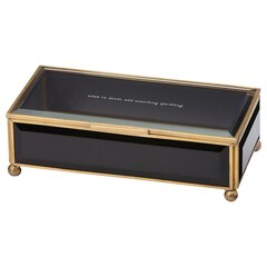 Kate Spade New York® Out of the Box Jewelry Box - Black