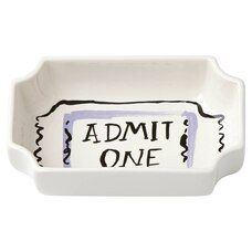 Kate Spade New York® Pop By Small Bowl – Admit One Ticket