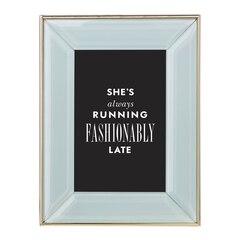"Kate Spade New York® FRAME – Mint, 4"" x 6"""