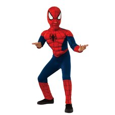 Rubie's Costumes Kids Deluxe Ultimate Costume Spiderman Size M