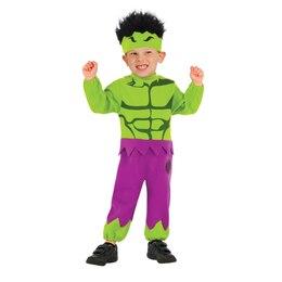 Rubies Costumes Toddler Avengers Costumes Hulk