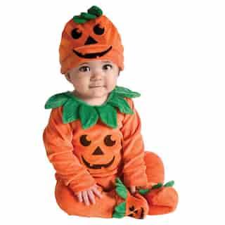 Pumpkin Costume 6-12 Months