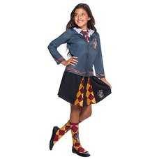 Rubies Costumes Kids' Gryffindor Costume Top - Medium