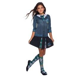 Rubies Costumes Kids' Harry Potter Hogwarts Top Slytherin Size S