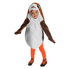 Rubies Costumes Star Wars Toddler Porg Costume - One Size