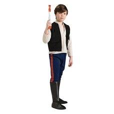 Rubies Costumes Kids' Deluxe Han Child Solo - Medium