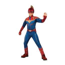 Rubie's Costumes Kids Avengers Costume Captain Marvel Size S