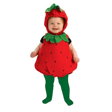 BERRY CUTE COSTUME 6-12 MONTHS