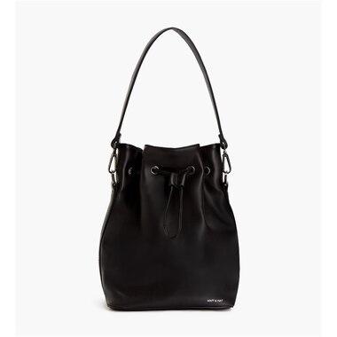 Matt & Nat® Isshiki Loom Bucket Bag - Black