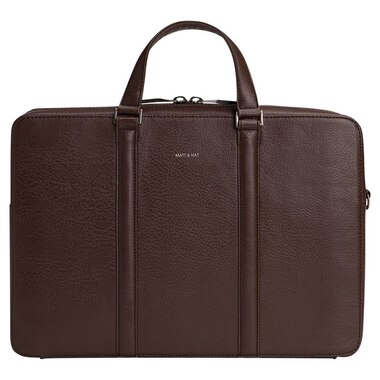 Matt & Nat® Harman Briefcase - Chestnut