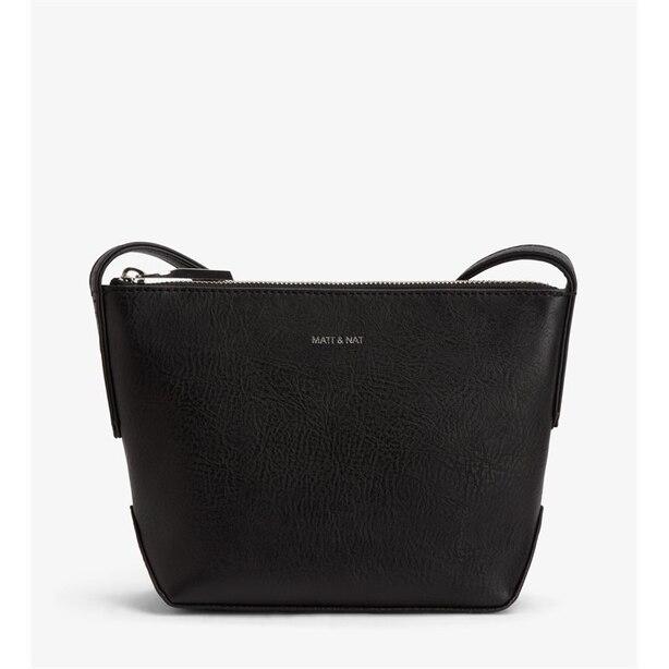Matt and Nat ® Sam Crossbody Bag - Black