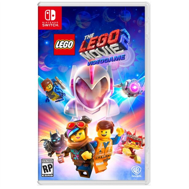 THE LEGO MOVIE 2 VIDEOGAME | SWITCH