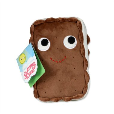 Yummy World Sandy Ice Cream Sandwich Plush
