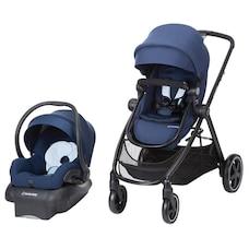 Maxi-Cosi® Zelia 5-in-1 Modular Travel System Blue