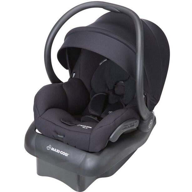 Maxi-Cosi Mico 30 Infant Car Seat Night Black
