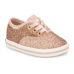 BABY KEDS BY KATE SPADE ROSE GOLD, SIZE 3