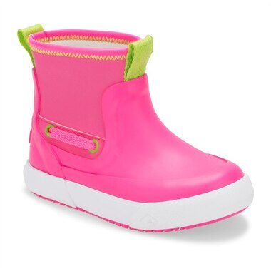 Sperry Little Kid's Seawall Boot Pink Size 11