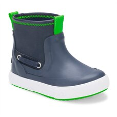 Sperry Little Kid's Seawall Boot Navy Size 6