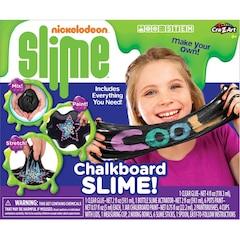 Nickelodeon Chalkboard Slimy Fun Kit
