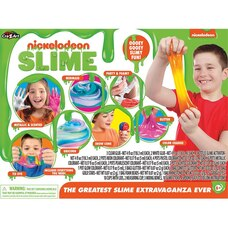 EXCLUSIVE Nickelodeon® Super Spectacular Slime Creations