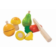 Plan Toys Fruit & Vegetable Play Set