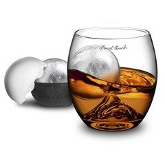 Verre à whisky «On The Rock» avec moule à glaçon