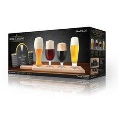 Final Touch Trousse de dégustation de bière de 6 pièces