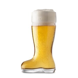 Final Touch Beer Boot