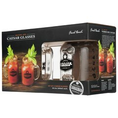 Final Touch Caesar Glasses – Set of 2 by Final Touch