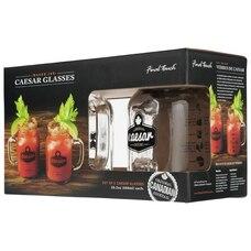 Final Touch Ensemble de 2 verres à Caesar