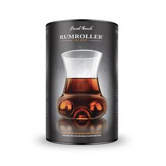 Final Touch Rum Roller Glass