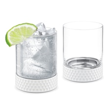 Final Touch Hole-In-One Golf Tumbler Glasses Set of 2